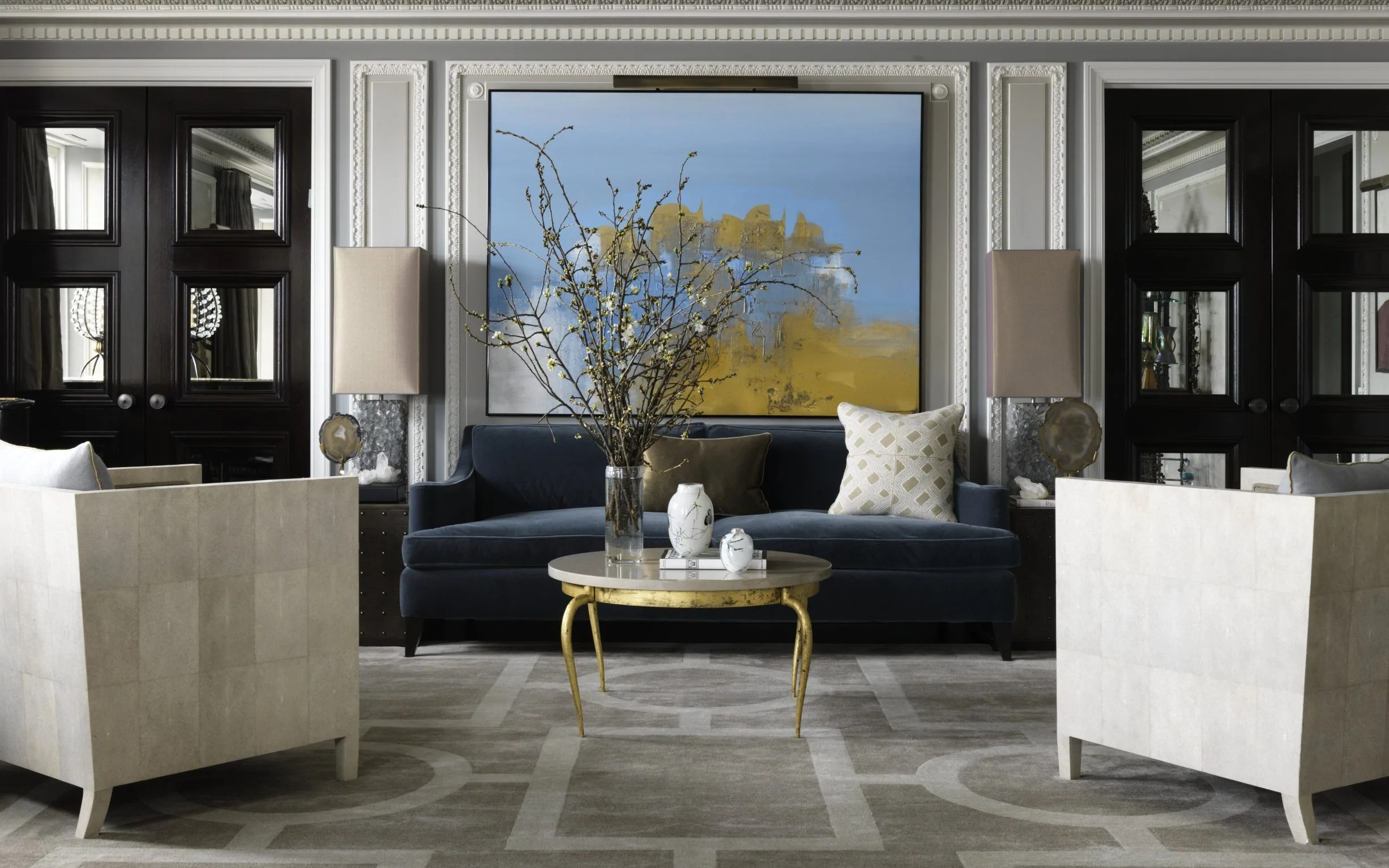 12 Living Room Colour Schemes Combination Ideas Luxdeco Com