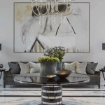 Ideas On How To Style Your Round Entryway Table Luxdeco