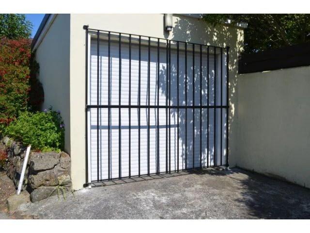 patio garage doors steel security door gate grille for home office