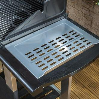 Fire Mountain Everest 4 Burner Gas Barbecue   with Free Propane         Fire Mountain Everest 4 Burner Gas Barbecue   with Free Propane  Regulator   Hose   Stainless
