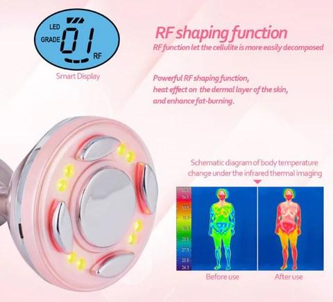 Weight loss slimming machine
