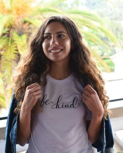 Be Kind -- The Leah - Ariella's Designs