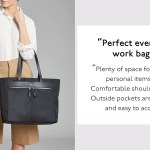 The Best Work Bags For Women Knomo