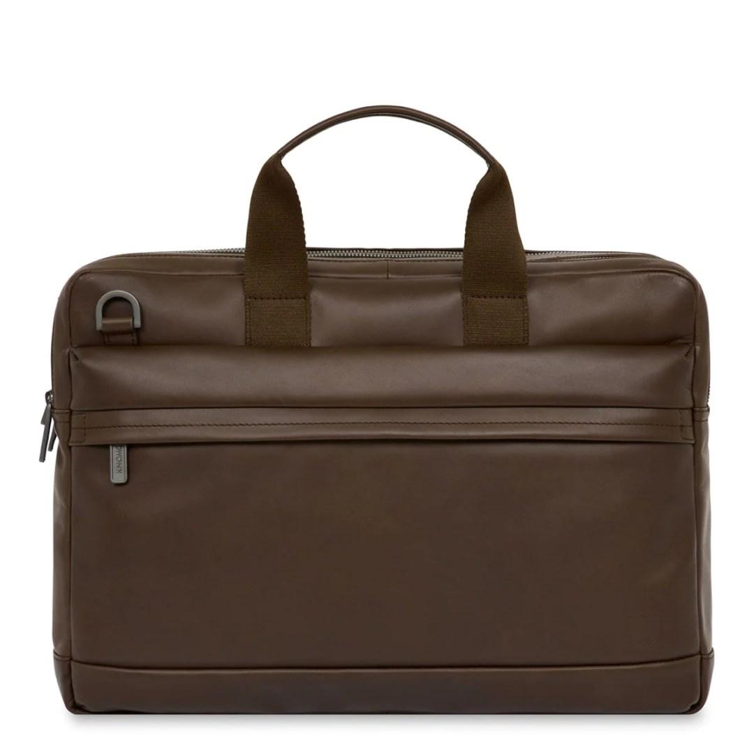 KNOMO Black Roscoe Briefcase 15″ KNOMO® – Knomo –  171.75 71a5def054795