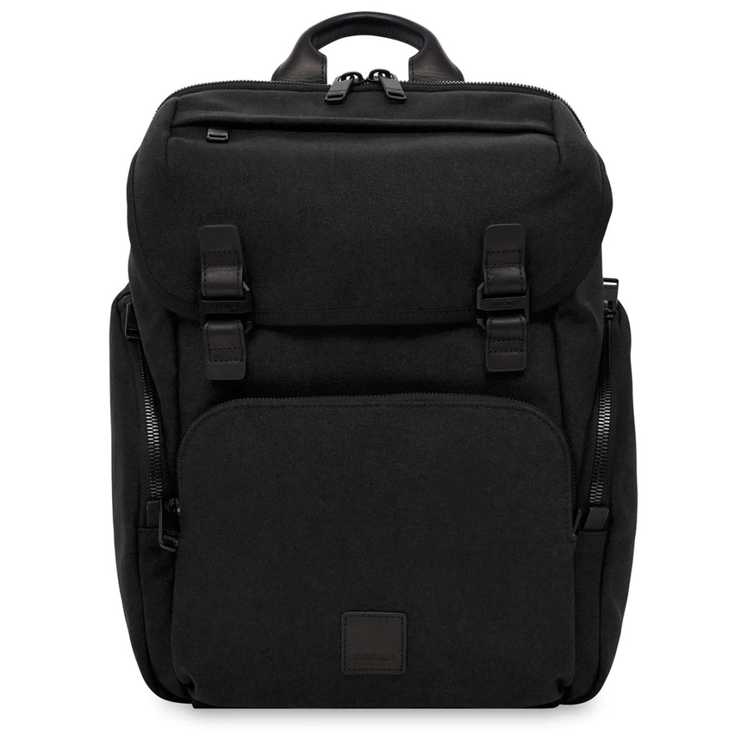 ee8f77a3885b KNOMO Black Kinsale Leather Laptop Messenger Bag – 13″ KNOMO® – Knomo –  $229.00