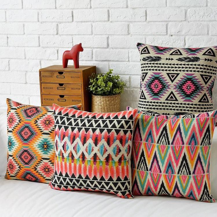 rectangle pillows case throw pillow