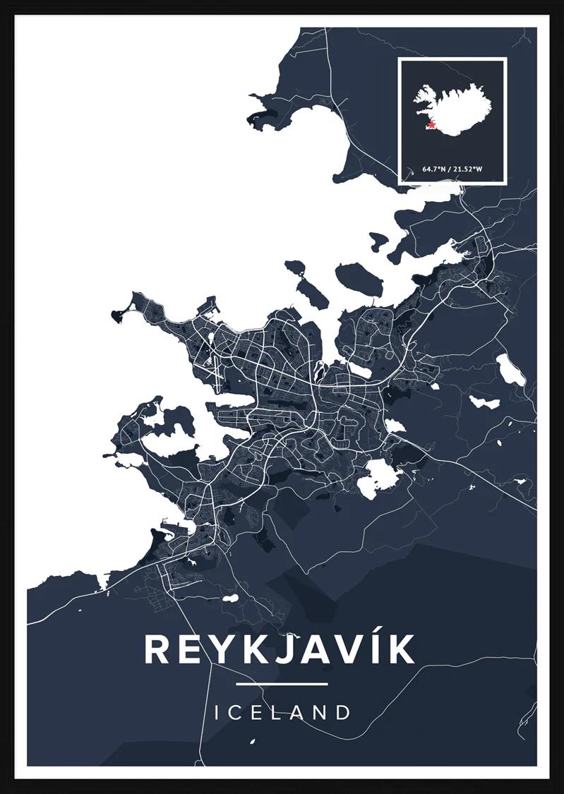 custom map art custom map posters