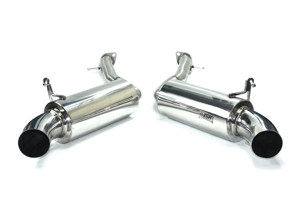 isr performance street exhaust for