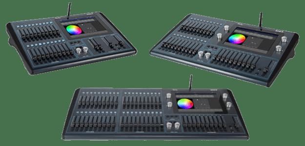 quickq console launch at prolight sound
