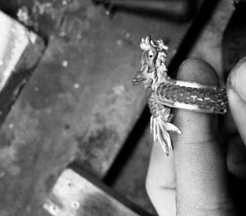Stone Setting and Polishing - Finishing Jewelry