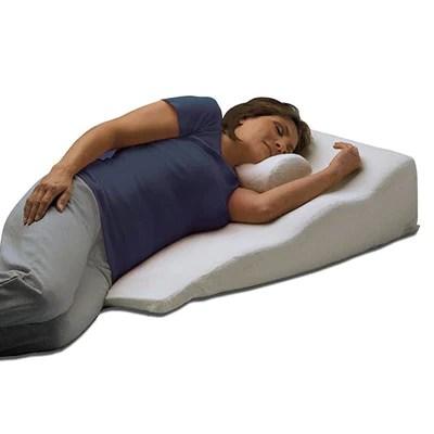 contoursleep side sleeper bed wedge