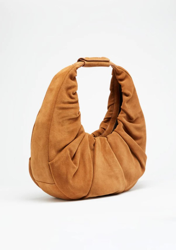 STAUD Large Soft Moon Bag