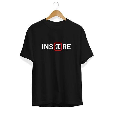 Inspire Pi Geek T-Shirt For Mathematics Lovers