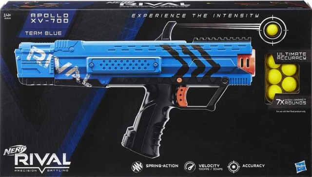 Image result for NERF RIVAL APOLLO XV-700 BLASTER