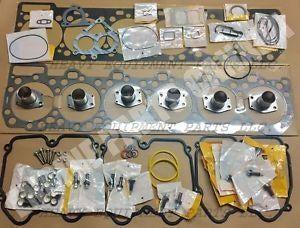 p331125 cat c15 acert sdp upper head gasket kit 2245122