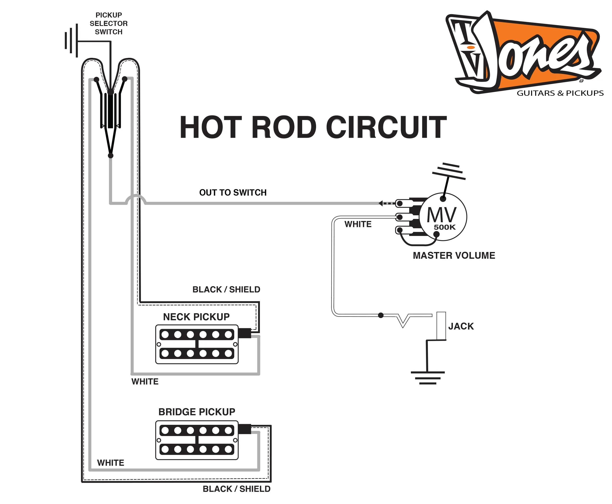 Mud switch broke; convert to hot rod wiring? : The