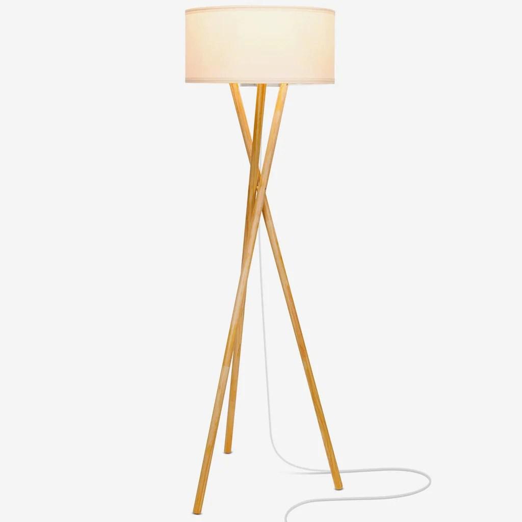 Brightech Bijou Led Tripod Floor Lamp Lamps Lighting