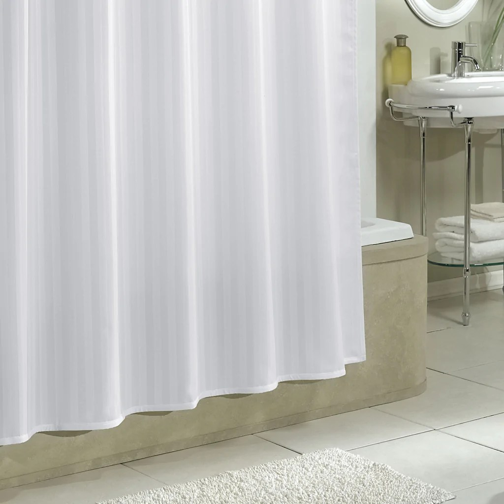 Fabric Shower Curtain Liner