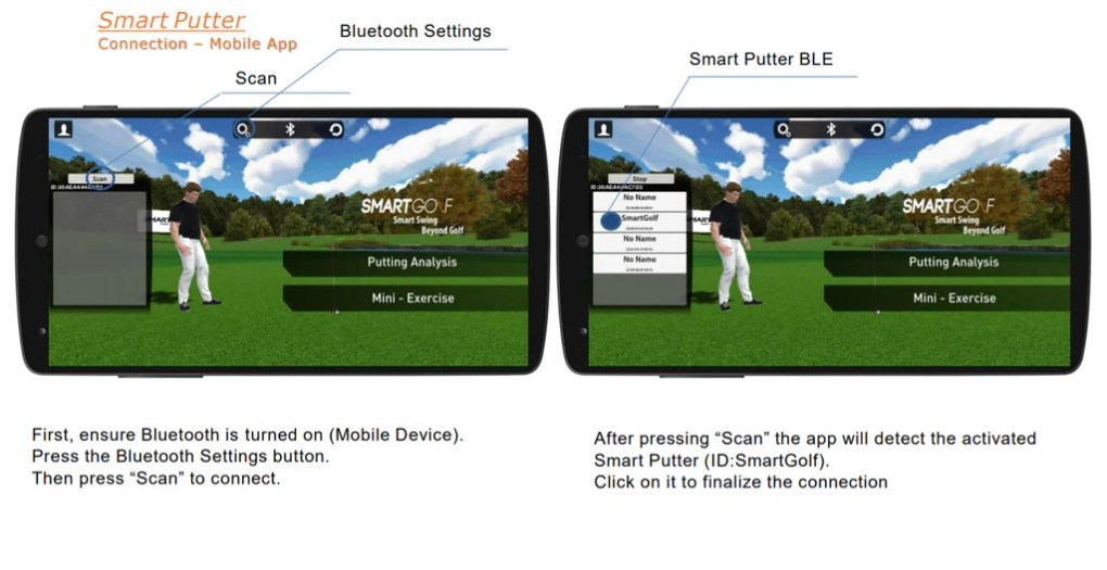 smartputter_manual_connection