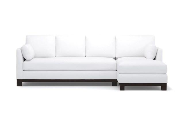 Avalon 2pc Sectional Sofa