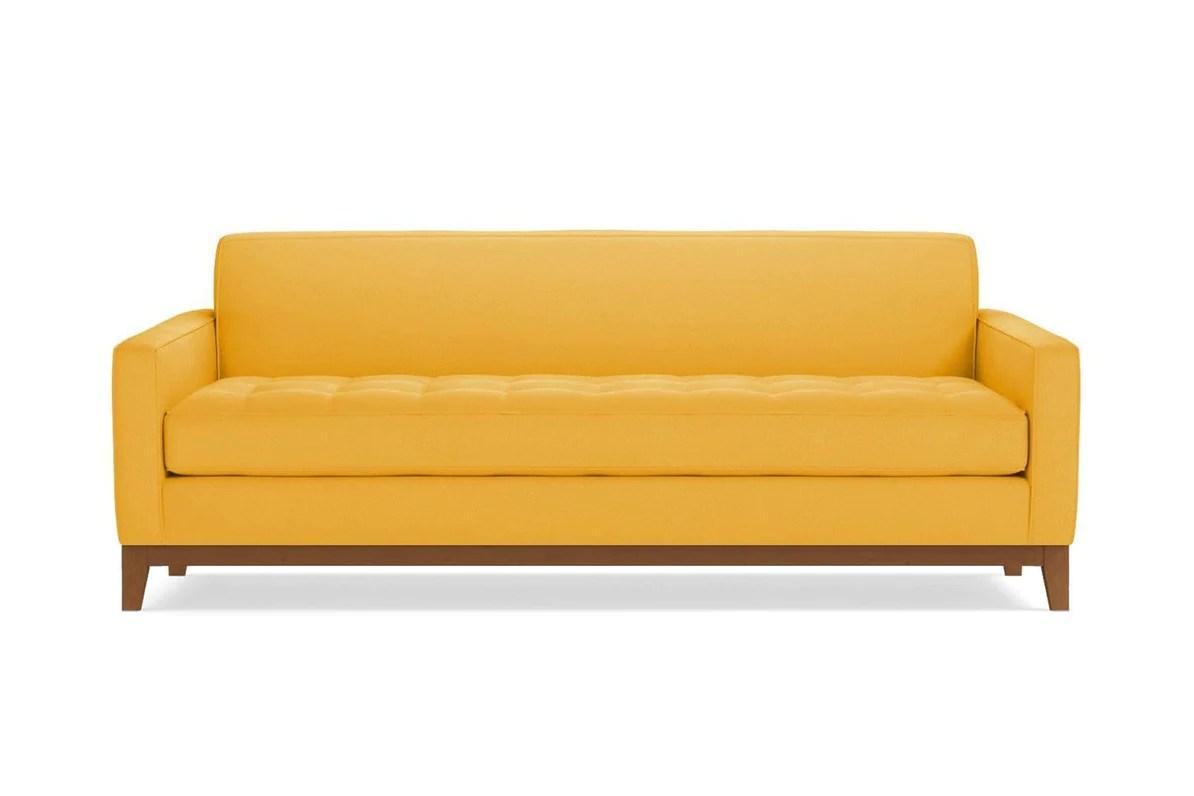 Monroe Sofa Usa Made Mid Century Modern Sofas Apt2b