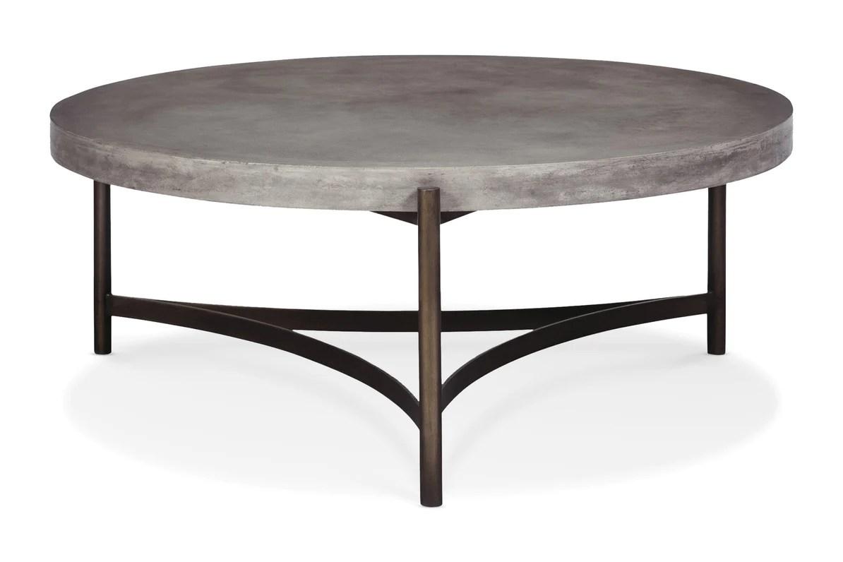 Washington Round Coffee Table Cool Modern Coffee Tables Apt2b