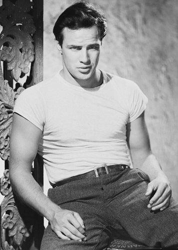 Marlon Brando t-shirt