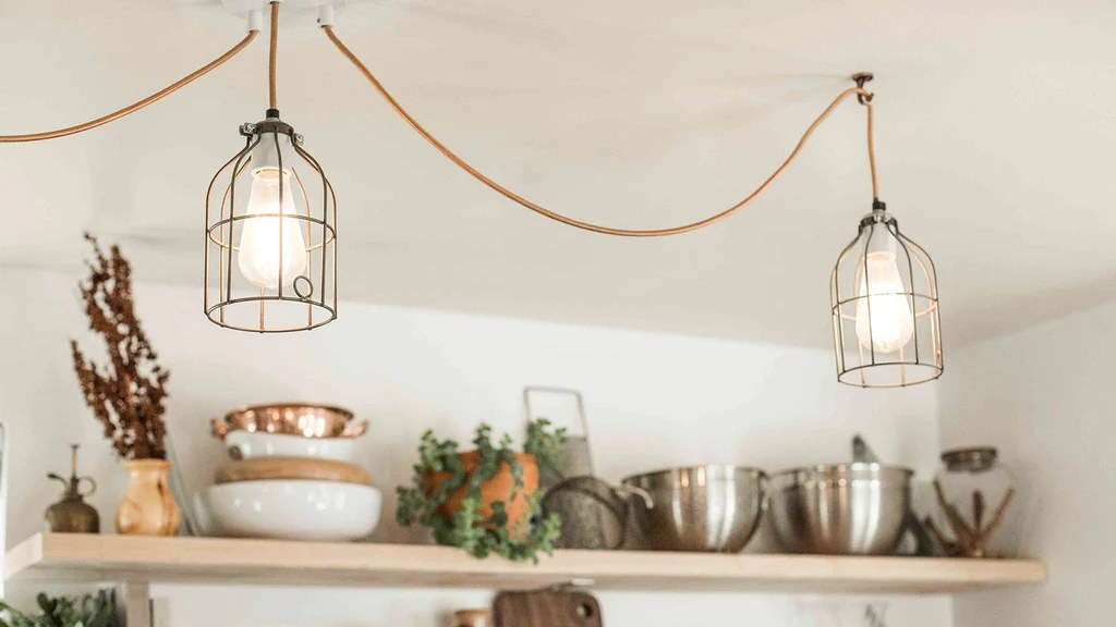 6 kitchen lighting ideas for small