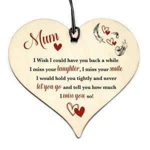 1149 Miss You Mum Close To The Bone Greeting Cards