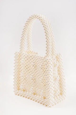 front row shop beaded bag