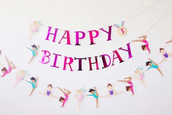Gymnastics Themed Birthday Party Ideas Foxy S Leotards Foxy S