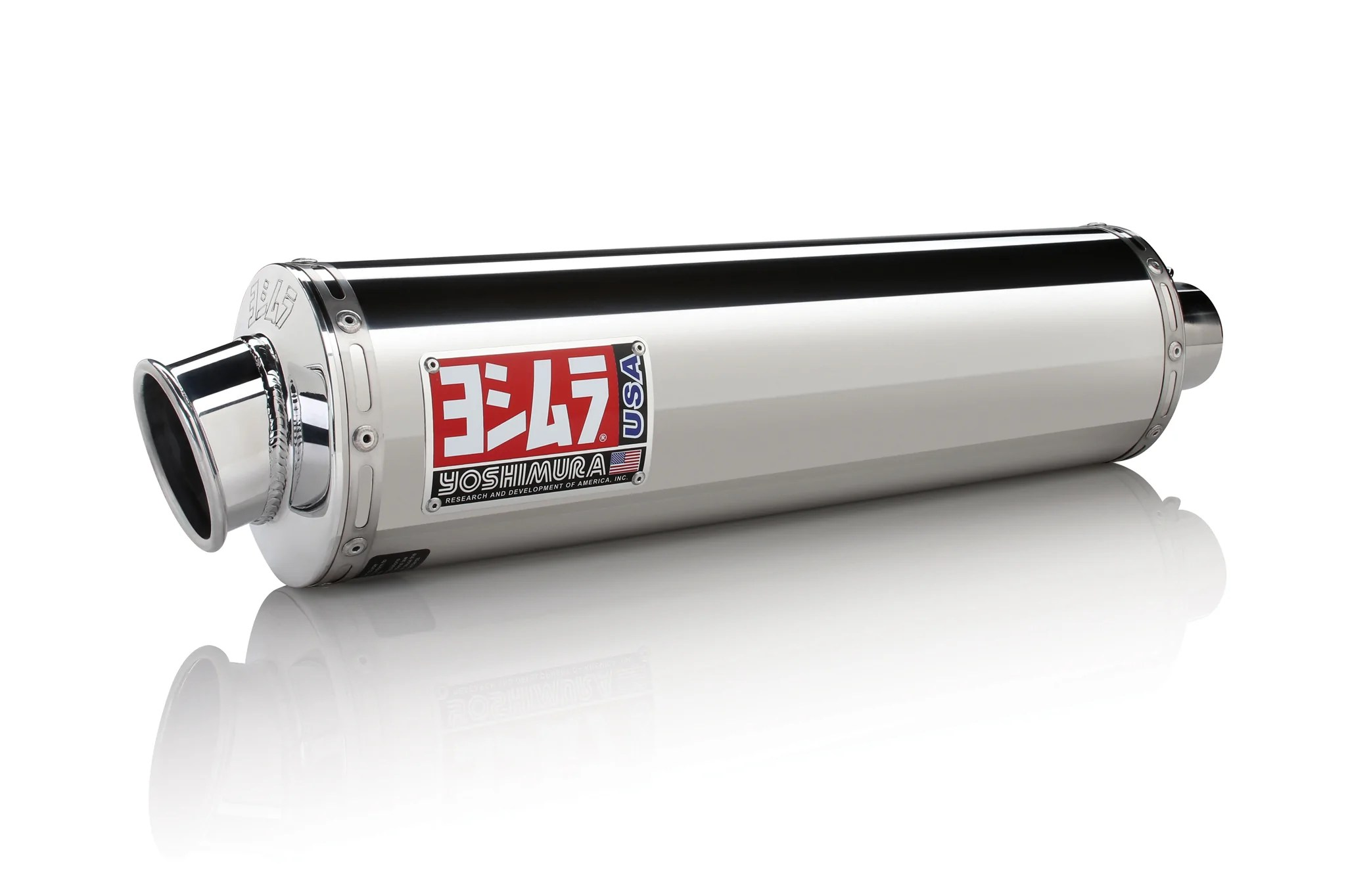 hayabusa 99 07 rs 3 dual stainless bolt on mufflers