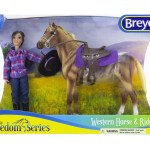 Western Horse And Rider Breyerhorses Com