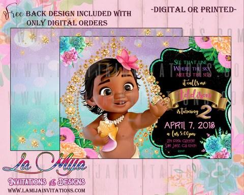 moana birthday invitations moana first birthday invitations baby moana invitations baby moana birthday invitations invitaciones baby moana baby