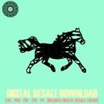 Running Horse Mandala Svg November Collection Digital Download File Wi Mandalasvg Com