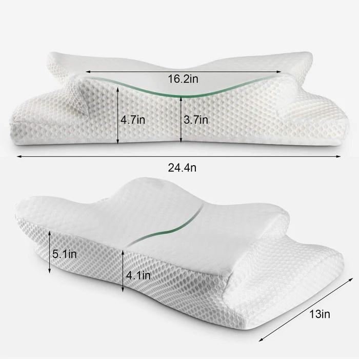 neck contour pillow online