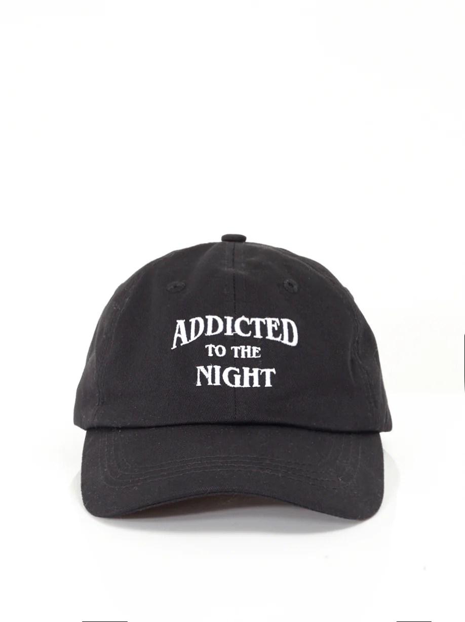 NIGHT ADDICT CAP