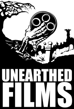 Image result for unearthed films logo