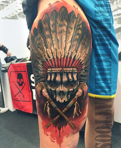 Tattoo Respect And Loyalty