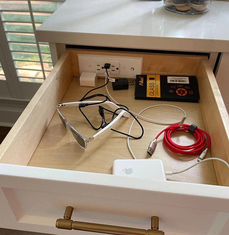charging drawer
