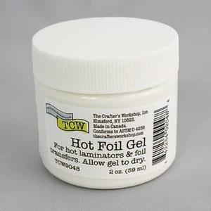 TCW9048 Hot Foil Gel