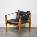 Mid Century Douglas Heaslett Sling Chair C 1950