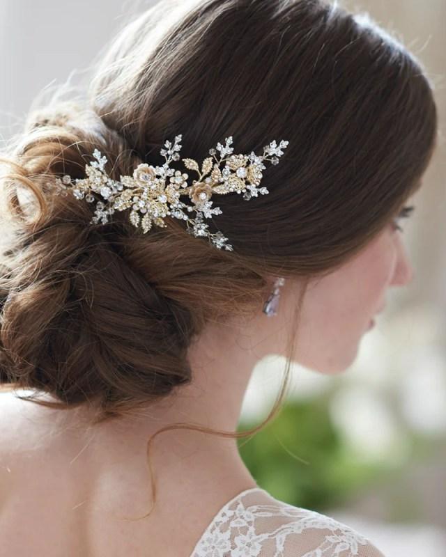 wedding hair combs & pins - shop bridal hair accessories