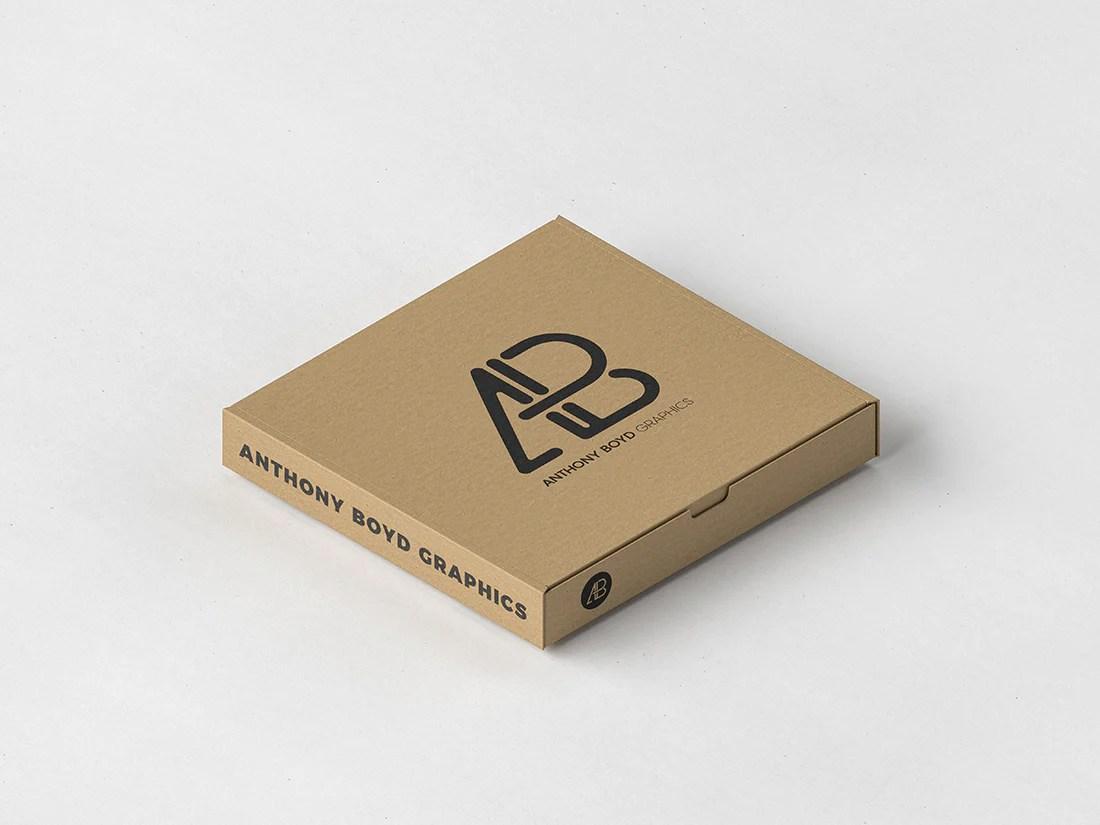 Download Pizza Box Packaging Mockup - Mockup Hunt