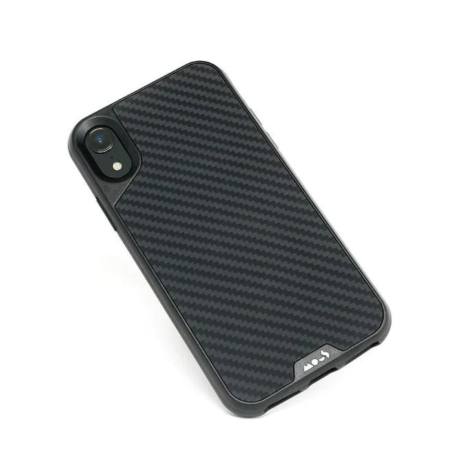 Carbon Fibre Indestructible iPhone XR Case