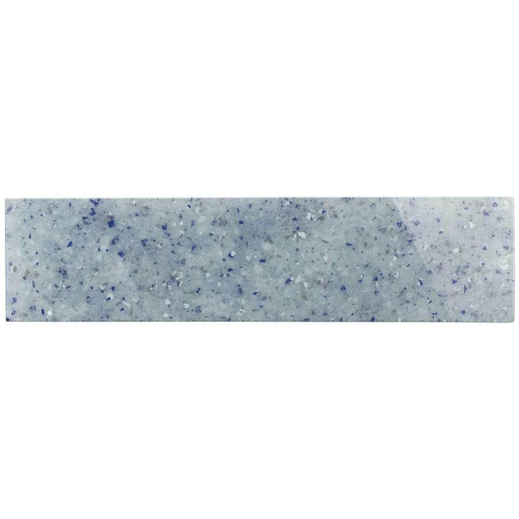 mto0185 modern 3x12 subway blue green matte beach sea glass tile