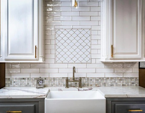 glazed ceramic white 3x12 subway tile