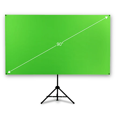 Explorer 90 Professional Green Screen + Valera Background Gallery Bundle
