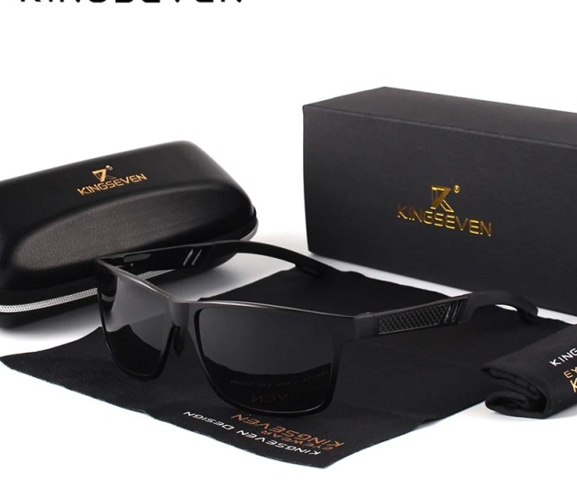 Kingseven Polarized Sunglasses Aluminum Magnesium