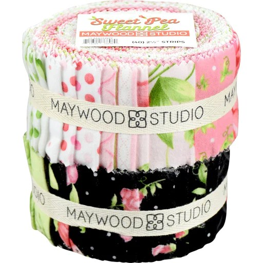 sweet pea lily jelly roll # 73